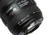 佳能EF 24-70mm f/4L IS USM局部细节图