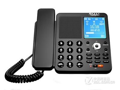 润普 X系列2400小时数码录音电话(X2401)