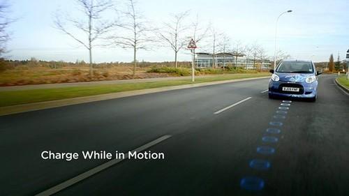 发力无线充电 高通瞄准了电动汽车市场