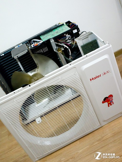 5匹空调售6299元_海尔 kfr-35gw