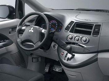 三菱汽车 三菱格蓝迪 2.4 七座豪华型图片高清图片