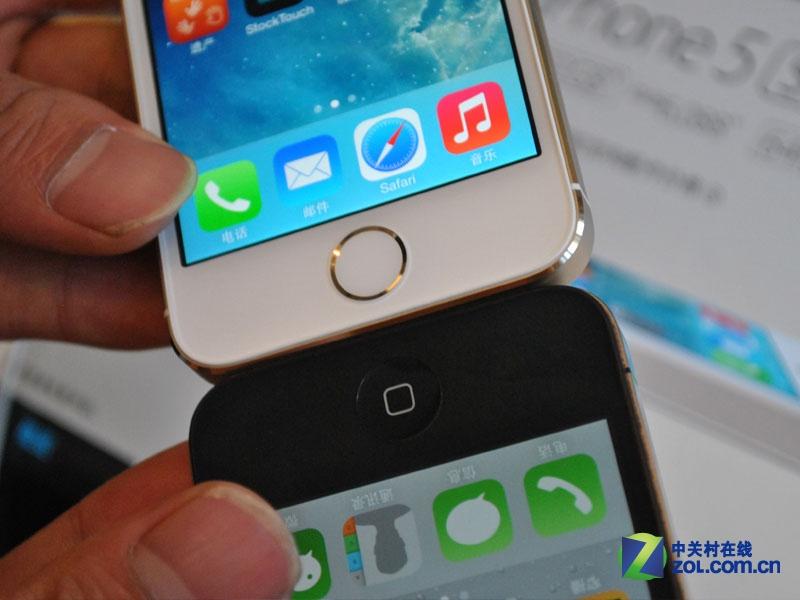 是该换手机了 iphone4s 5s 5c对比图赏 苹果 i 高清图片