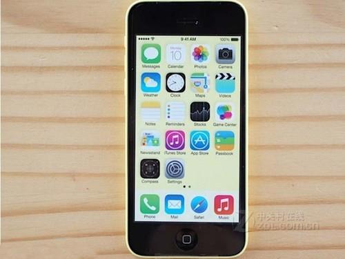 节后仍暴降 港版苹果iPhone5c仅售3299