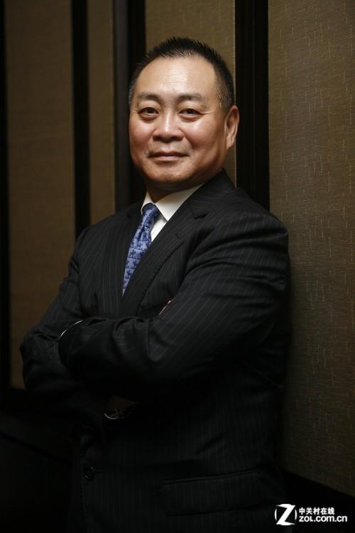 赢在中国 闪迪CEOSanjay首次召开记者会