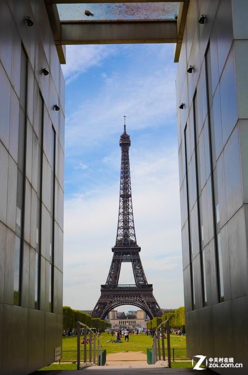 相机埃菲尔铁塔壁纸