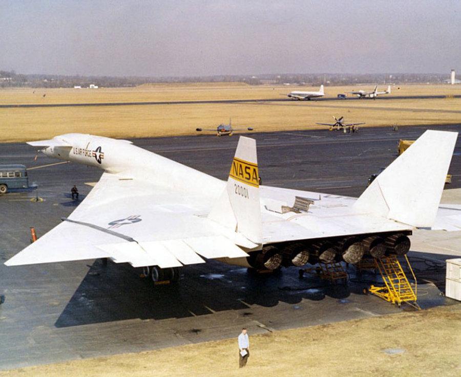 图解超音速飞机发展史