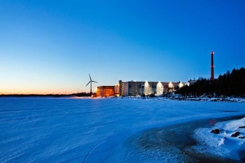 传谷歌将对芬兰Hamina数据中心追加投资