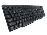 罗技经典K100键盘