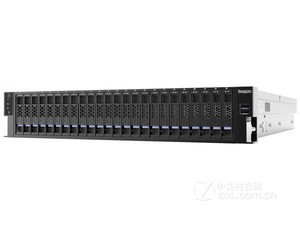 曙光 I620-G15 8盘位(Xeon E5-2609/1*8GB/2*1TB/SATA/RAID卡*1)