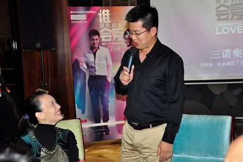 三诺音响跨界营销  杭州电影推介会大放异彩