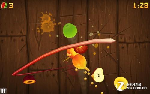 腾讯2014年初将推出微信版《水果忍者》