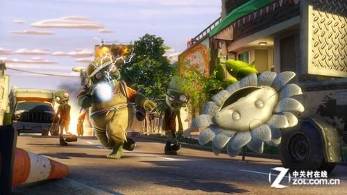 植物大战僵尸:花园战争EA公布上市日期