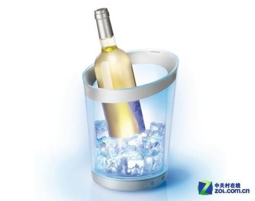 情调营造利器 飞利浦led冰酒灯899元 高清图片