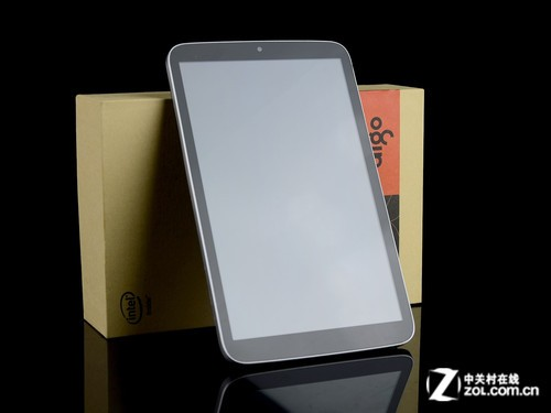 作为一款8英寸的平板电脑,爱国者aigopad x82采用了极窄边框的