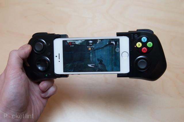 苹果iPhone专用游戏手柄到底是个啥?