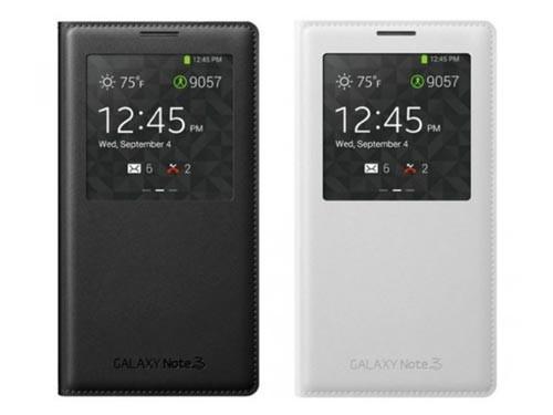 售价423元 三星推Note3无线充电保护套