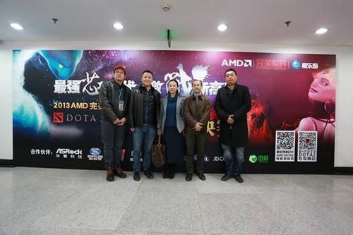 易乐游杯DOTA2完美电竞大赛落幕_同福青训队waa夺冠