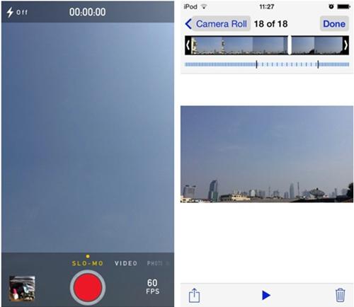 PP助手教你如何轻松拥有媲美iPhone5S的高速拍摄