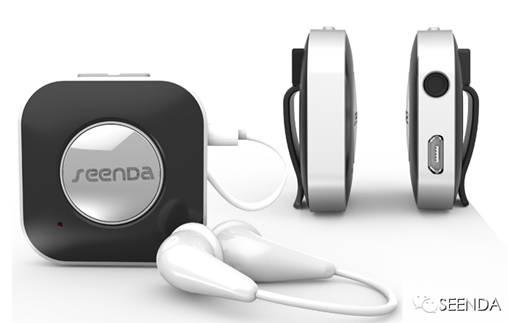 SEENDA亮相2014CES国际电子展新品发布