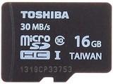 东芝microSDHC/microSDXC UHS-I卡 Class10(16GB)