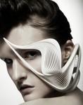 完美精湛造诣:3D打印的时尚配饰图赏