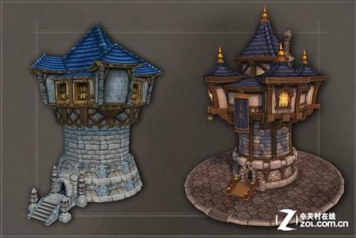 魔兽6.0要塞系统:将开放各主城传送门