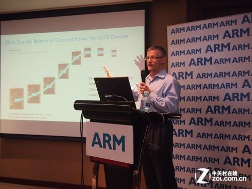 锁定2015年 ARM推强化版IP套件系列产品