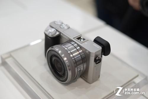 索尼*新微单数码相机a6000隆重问世