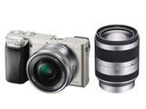 索尼ILCE-6000套机(E PZ 16-50mm,E 18-200mm)