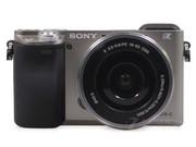 索尼 ILCE-6000(单机)索尼(SONY)ILCE-6000L APS-C微单单镜套机 白色(2430万有效像素 16-50mm镜头 F3.5-5.6 a6000L/α6000)