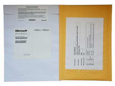 Microsoft SQL 2012 标准版 4核心