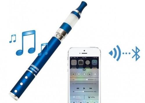 内置蓝牙可接电话听音乐:这是新型电子烟