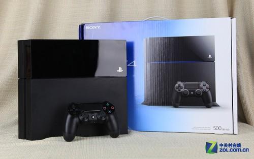 次世代的娱乐体验 索尼PS4主机细节图赏