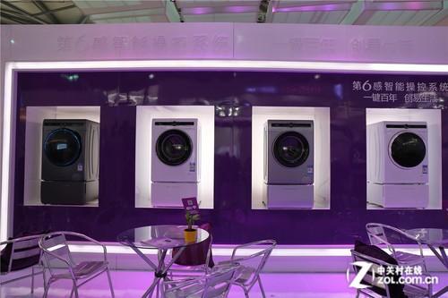 第六感操作 惠而浦家博会带来洗衣革命