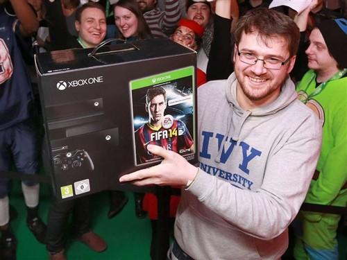 港台内地不在列:Xbox One亚洲首发地曝光