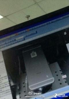 苹果iPhone 6真机曝光 8日改版机报价