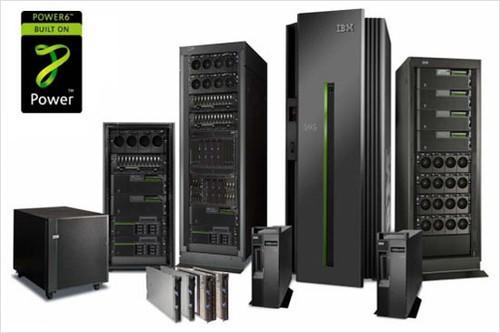 Power阵营新厂家 Servergy刀片助IBM扩张图片