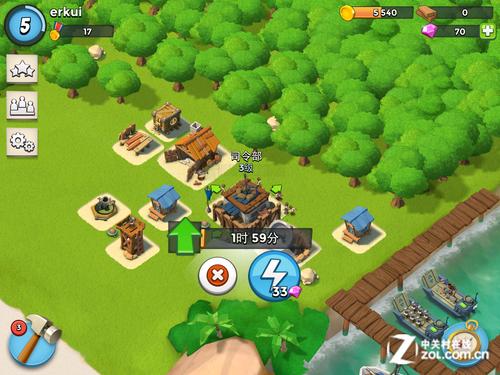 攻占那片岛屿 海岛奇兵ipad版游戏评测