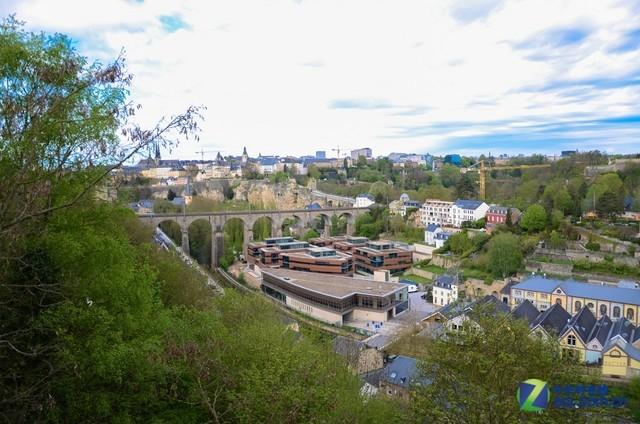 """卢森堡的风景走廊,堪称""""最美的欧洲阳台""""."""