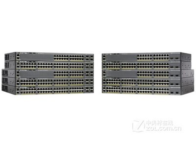 CISCO WS-C2960X-24PS-L 广东售5844元