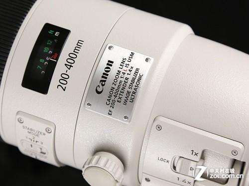 顶级远摄变焦镜 佳能200-400mm f/4评测