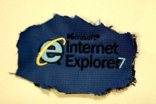 微软证实IE存重大漏洞:正加紧开发补丁