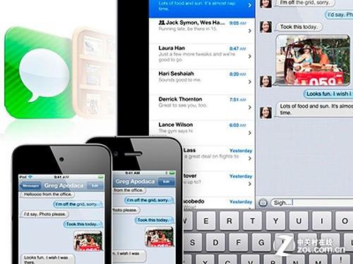 利益催生苹果imessage垃圾短信产业链图片