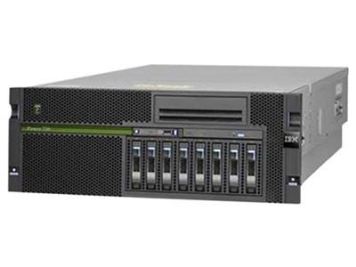 IBM Power 720(8202-E4D/8颗CPU/16GB内存)