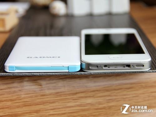 超薄便携设计 佳的美卡电移动电源评测 原创