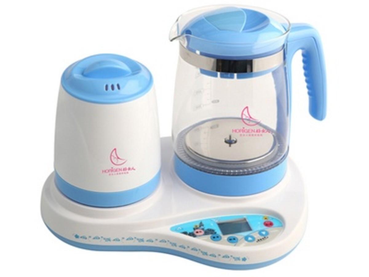 暖奶器+恒温热水壶