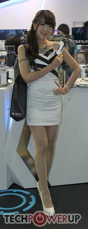 台北电脑展又一大波妹子来袭 130张ShowGirl美图一网打尽的照片 - 50
