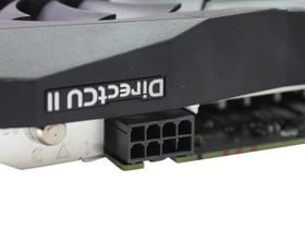 华硕GTX760外接电源接口