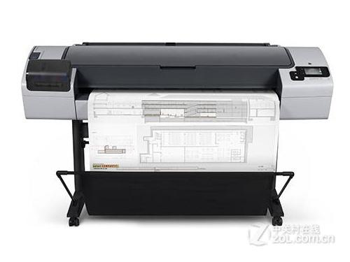 6色墨盒云打印 HP T795 44英寸售26500