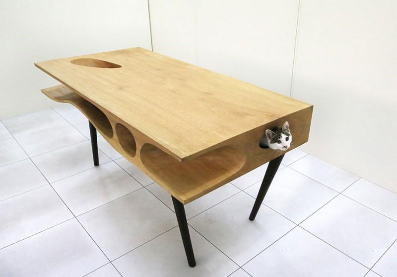放物品欧式桌子背景